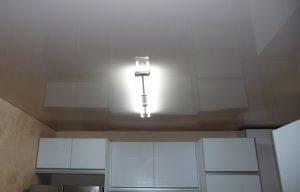 תקרה נמתחת במטבח